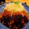 マ・メゾン - 料理写真:みそロースかつランチ