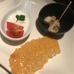 DINING 六区 - 本日のお口取り…3種②