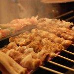 焼とりたけちゃん - 料理写真:焼き鳥はどれも絶品!一品料理もおいしいですよ