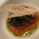 DINING 六区 - エスカルゴとマッシュルームのソテー ブルゴーニュ風
