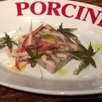 ラッテリア ポルチーニ - 秋刀魚のテリーヌ