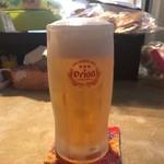 山羊料理 美咲 - ビール