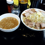 自家製太麺 ドカ盛 マッチョ - 「29.06」