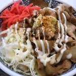 吉野家 - 豚生姜焼き丼
