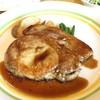 とんかつキッチンむらかみ - 料理写真:ポークステーキ(醤油味)