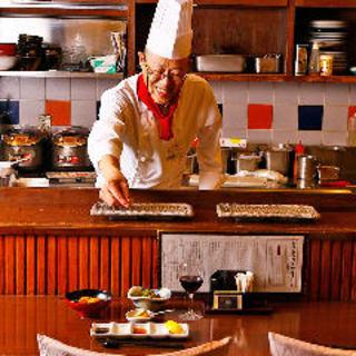 料理歴30年の和食人が創り出す串揚げ