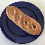 ピーコック - 料理写真:ハード系パン、183円です。