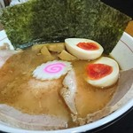 74536970 - 特製煮干しラーメン 1000円♪