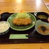 Tonkatsudokorokurashikihamadaya - 料理写真:30食限定とんかつランチ(麦ご飯)