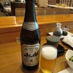 74539119 - 瓶ビール 650円 (2017.10)