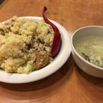 口福館 - 排骨炒飯