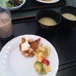 オルトカフェ - 1日目の朝食