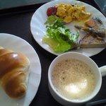オルトカフェ - 2日目の朝食