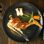 a La Bouteille - 薩摩赤鶏のコンフィ