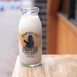 バリスタート コーヒー - ジャージーミルクコーヒー