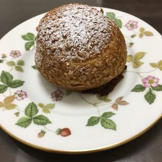 チョコファニー - 料理写真:シュークリーム♡