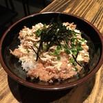 らーめん矢吹 - ツナマヨ丼(税込350円)