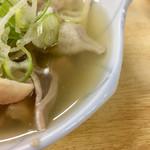 74542076 - 澄んだスープ
