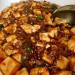 鳳琳 - 料理写真:麻婆豆腐