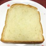 ボン・ボランテ - 山型の食パン