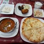 パキスタン・アラビアン・インド料理 デラ - DERA MEAL