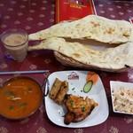 パキスタン・アラビアン・インド料理 デラ - C MEAL
