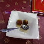パキスタン・アラビアン・インド料理 デラ - グラブジャムン(サービス)