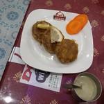 パキスタン・アラビアン・インド料理 デラ - シャミーケバブ
