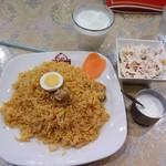 パキスタン・アラビアン・インド料理 デラ - E MEAL