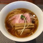らぁ麺やまぐち - 「鶏そば」830円