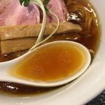 らぁ麺やまぐち - 芳醇な鶏スープ