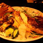 おもてなし旬魚と地鶏 ととや -