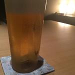 74544413 - 生ビール 《アサヒスーパードライ 熟撰》