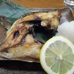 親爺 - がんどかまの焼魚