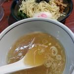 しお貫 - つけ麺2017.10.3