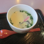 山七商店 - 茶碗蒸し
