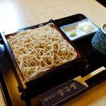 金子屋 - 料理写真:もり(\500税込み)