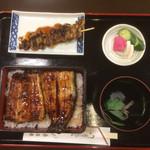 桑名屋 - 料理写真:うな重上(2160円)