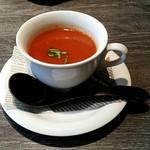 トリッパイオ - セットのスープ