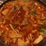 韓マウン - キムチ鍋 ¥2,880