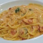 パステリア地中海 - 一番人気のイソノカスパゲティー