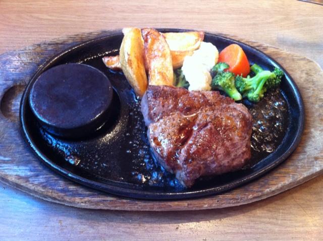 ステーキのどん 春日部店
