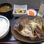 74550322 - 煮魚定食993円(税込)
