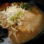 らー麺 家康 - 料理写真:醤油ラーメン。500円。