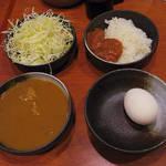 74550789 - 【ランチ】 食べ放題のカレー