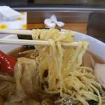 とら食堂 松戸分店 - 麺リフト