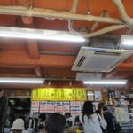 タカマル鮮魚店 - 賑わっていました