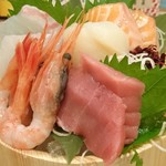 魚問屋 魚政宗 - 刺盛り