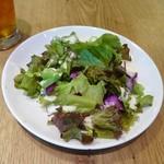マウカキッチン - ランチ:サラダ