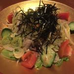 台所奉行 - サラダ大奥の晩餐